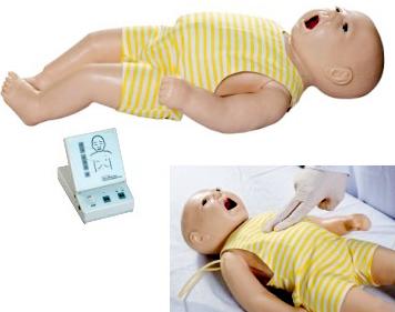 新生儿护理及心肺复苏模拟人