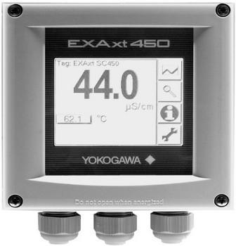 横河电机Yokogawa电导率仪电阻率仪SC450G