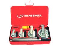 ROBEND H+W PLUS 万能弯管器组套/德国罗森博格Rothenberg万能弯管器组套ROBEND H+W PLUS