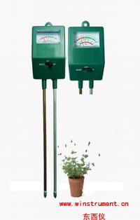 花盆式土壤湿度酸度计(国产优势,现货)