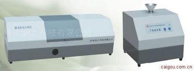 Rise-2018型干法激光粒度分析仪