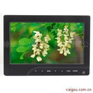 广电摄影器材套件7寸450亮度高清摄影HDMI监视器