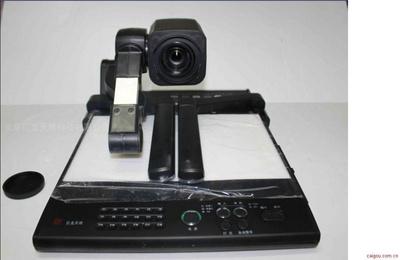 巨龙天地TD-V3000BL实物展示台,64幅图像存储,USB视频采集功能