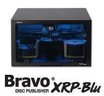 机架式工业级蓝光光盘打印刻录一体机—派美雅Bravo XRP BLU