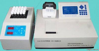 Inlab-2012化学需氧量(COD)快速测定仪