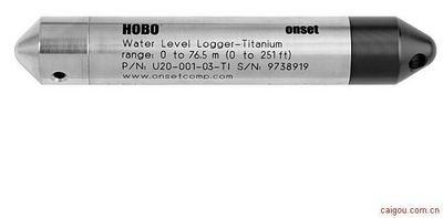 HOBO U20 水位温度数据记录仪