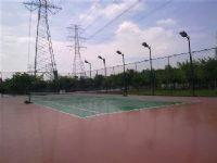 供应Pu塑胶弹性球场(Pu篮球场,Pu网球场,Pu羽毛球场