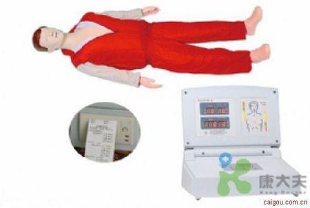 KAD/CPR380S高级语言提示自动电脑心肺复苏模拟人(2011新品;经济实惠型)