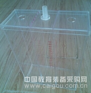 有机玻璃教学仪器加工