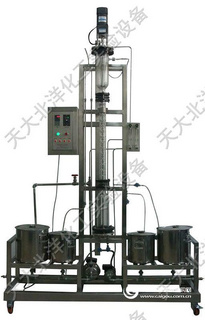萃取塔实验装置