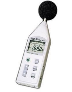 TES-1352S可程式噪音计,分贝仪