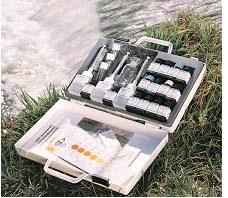 现场应急水质测试箱