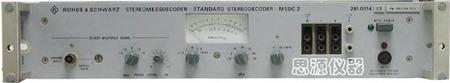 标准立体声解码器 MSDC2 (STANDARD STERO DECODER)
