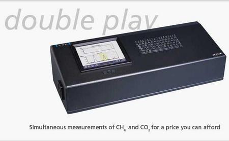 痕量甲烷和二氧化碳激光气体分析仪