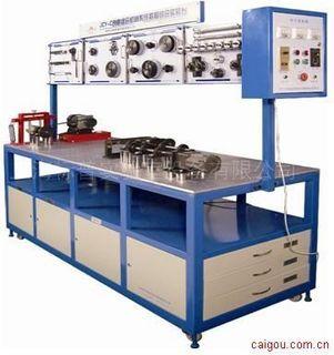 BPJPZ-A 创意组合机械系统装配训练综合实验台