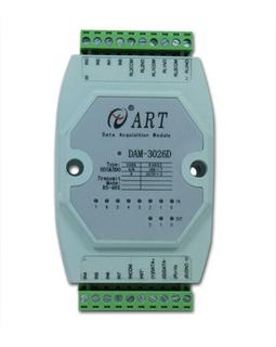供应RS485数据采集模块DAM-3026D