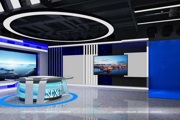 北极环影校园电视台  为教育信息化建设注入新生力量