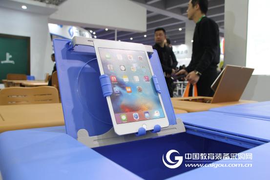 """保护未来的""""脊梁"""" 巨力亮相第73届中国教育装备展示会"""