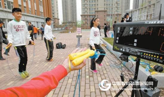 智能化体育装备在学校体育中的应用