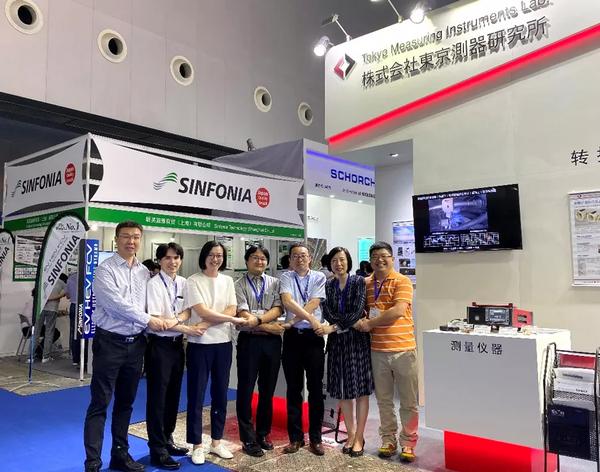 歐美大地攜手日本TML亮相2019汽車測試及質量監控博覽會
