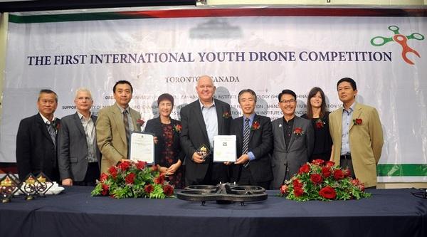 无人机科创教育 让未来从课堂起航