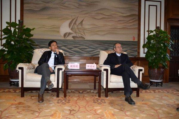 """清华大学携手SGS 服务中国""""一带一路""""建设"""