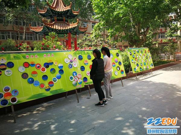 五月花开,郑州39中校园文化艺术节缤纷绽放