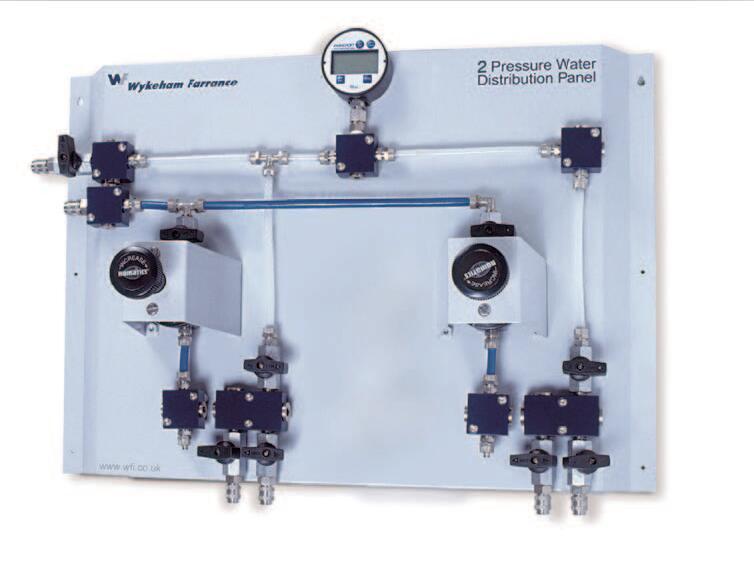 空气/水压力系统