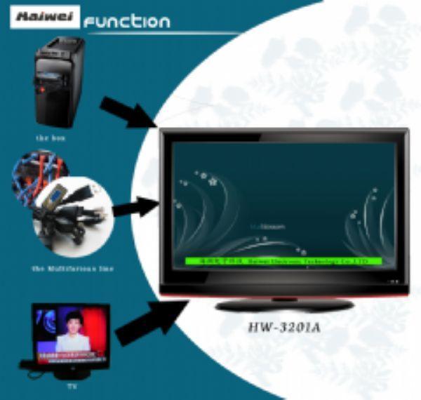 厂家直销多媒体网络电视机HWXS-3201A