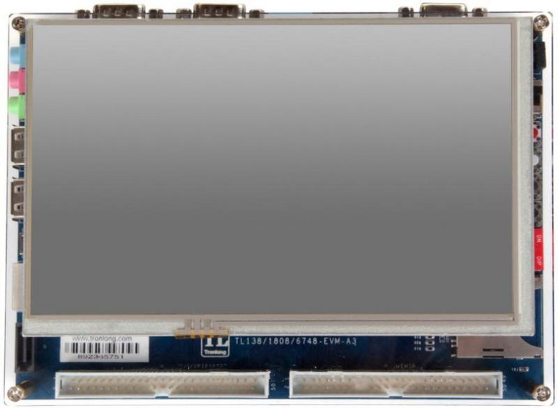 DICE-TL138-TEB  DSP+ARM双核教学实验箱