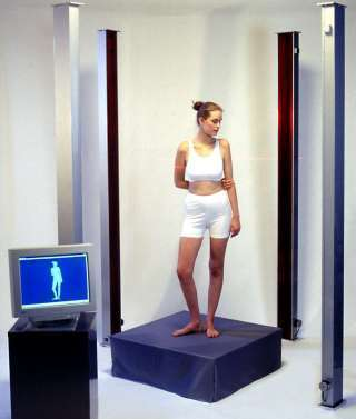Human Solutions人体3D三维扫描仪(四柱)