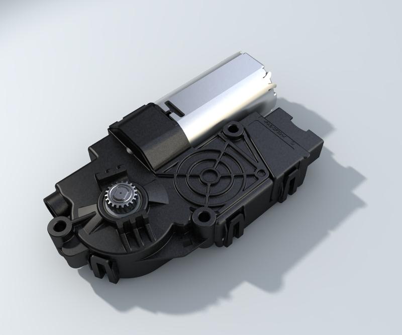 防夹电机控制单元Smart Motor