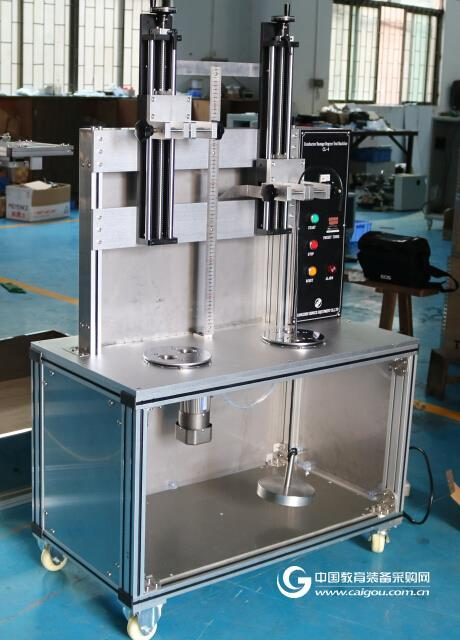 导线受损程度试验装置 GB2099检测设备 嘉仪测试设备定制双工位