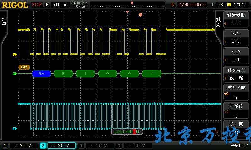 普源RIGOL DS6000系列数字示波器,DS6062,DS6064,DS6102,DS6104