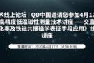 技术线上论坛   QD中国邀请您参加4月17日《高精度低温磁性测量技术讲座----交直流磁化率及铁磁共振磁学表征手段应用》线上讲座