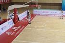 山西醫科大學升級籃球館器材