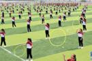 """""""未来之星""""阳光体育大会河南赛区启动"""