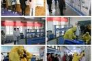 長安大學開展實驗室安全應急演練和安全培訓活動