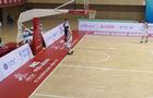 山西医科大学升级篮球馆器材
