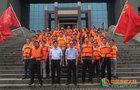 安徽工业大学党员突击队圆满完成防汛抗洪任务