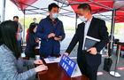 淮安信息职业技术学院开展学生返校报到应急演练