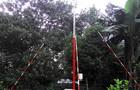 森林氣象觀測站-八達嶺長城保護區案例