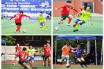 """2020-2021年""""中国银行杯""""陕西省青少年校园足球联赛闭幕"""