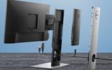戴尔(DELL)台式计算机 OptiPlex 7070UFF Ultra 超小型台式电脑主机模块化隐形设计(i5-8265U/8G/256GB SSD/WLAN/WIN10)