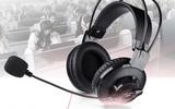 高考英语口语听说录音听力耳机头戴式 中考USB语音学生耳麦带麦