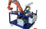 TC-YWJ-B型工程机械挖掘机教学实验平台
