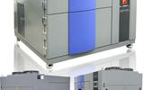 冷热冲击试验箱 高低温试验设备  TSD-36-2P  过温保护