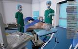 局麻药毒性反应的虚拟教学软件    外科虚拟仿真软件  护理虚拟仿真软件