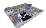 槽系組合夾具模型套裝 君晟品牌  機械結構示教演示儀器  可定制 熱銷 歡迎選購