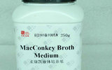 麦康凯液体培养基日水生物12720-1